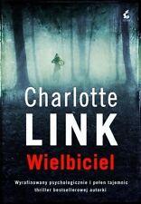 Wielbiciel, Charlotte Link,  polish book, polska ksiazka