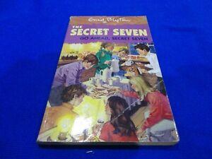 THE SECRET SEVEN - GO AHEAD, SECRET SEVEN BOOK 5 BY ENID BLYTON (SMALL PB BOOK)!