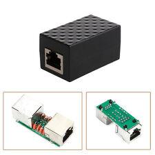 Lightning Arreste Adapterr RJ-45 Ethernet Surge Protector Network Protect Devic
