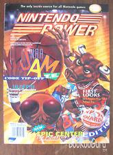 Nintendo Power Magazine, Vol.70, Mar,1995, NBA Jam, Star Trek Poster
