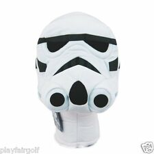 New - Star Wars 'Stormtrooper' Golf Club Hybrid/Putter Cover Novelty Headcover