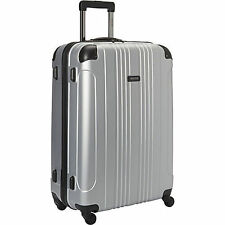 """Kenneth Cole Reaction Out of Bounds 28"""" Molded Upright Spinner - Light Silver"""