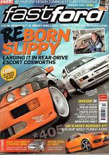 FAST FORD Magazine February 2007 ... RWD ESCORT COSWORTHS