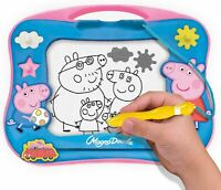 Cra-Z-Art Peppa Pig Travel Magna Doodle Playset Toy