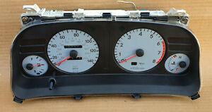 Toyota Corolla AE100 AE101 super Rare EURO White Dail Cluster /Speedometer oem