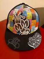 MICKEY MOUSE Baseball Cap Hat Disney Parks Authentic adult One Size Stretch Fit