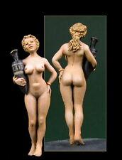 Classic nude V 1:43 Figur El Viejo Dragon Miniaturas Neu Pin up Metall LD16