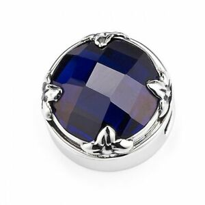 Lori Bonn Authentic Once In A Blue Moon Slide Charm #211138BS