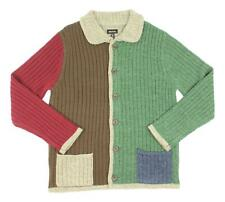 BNWT BRIXTON WARNER OATMEAL 6 BUTTON CARDIGAN SIZE SMALL RRP £170.00 SOLD OUT!!