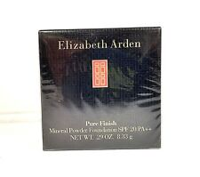 Elizabeth Arden Pure Finish # 10  Mineral Powder SPF 20 Foundation - Sealed !