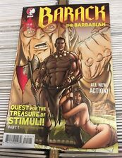 PRESIDENT OBAMA: BARACK THE BARBARIAN #1-4 Full Set!