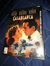 Casablanca Dvd New Sealed