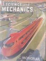 Science And Mechanics Magazine Monorail February 1946 090217nonrh