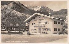 AK Scharling Gasthof Zum Hirschberg bei Dorf Kreuth Echt Foto Postkarte 1938