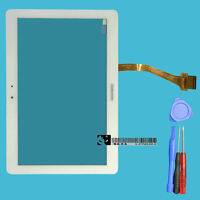 "For Samsung Galaxy Tab2 10.1"" P5100 P5110 N8000 White Touch Screen Digitizer"