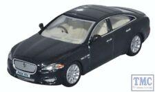 76XJ005 Oxford Diecast 1:76 Scale OO Gauge Jaguar XJ Ultimate Black