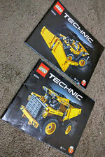 LEGO Technic 42035 Mining Truck (Instructions Book Only)