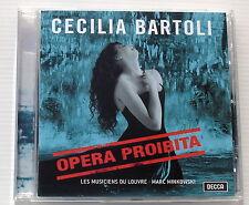 CECILIA BARTOLI . OPERA PROIBITA . CD