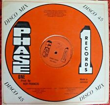 PAUL POWELL CHANGING TIME/SHABBY SHACK DISCO 45 on PHASE ONE