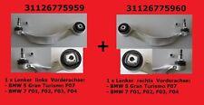 2 x Lenker Li+Re  Vorderachse BMW 5 Gran Turismo F07 / BMW 7 F01, F02, F03, F04