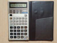 Scientific Calculator CASIO fx-3600P, wissenschaftlicher Taschenrechner #623