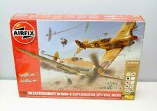 Airfix A50014 Dogfight Doubles 1:48 Messerschmitt Bf109F-4 Supermarine Spitfire