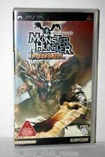 MONSTER HUNTER PORTABLE GIOCO USATO OTTIMO STATO PSP EDIZIONE GIAPPONESE RT1
