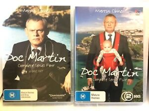 Doc Martin - Series 4 & 5 DVDs