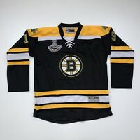 Reebok Boston Bruins Tyler Seguin Jersey Youth L/XL 2011 Stanley Cup Champions