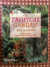 Rrp £32 'The Tropical Garden' William Warren Vgc