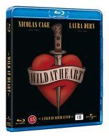 Wild At Heart (Region Free) Blu Ray
