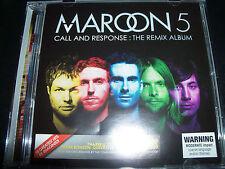 Maroon 5 Call & Response The Remix / Remixes Album (Australia) CD – New