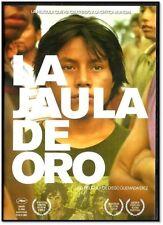 LA JAULA DE ORO (UNA PELICULA DE DIEGO QUEMADA -DIEZ)NEW DVD ESPANOL