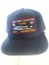 Naval Air Warfare Center / Search Magnetic Detection System / TI/NIIS  Cap Hat