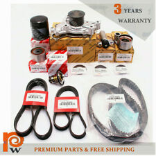 OE# Complete Timing Belt Kit Fit for Toyota / Lexus Camry ES300 RX300 1MZFE 3.0L