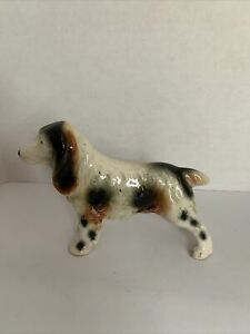 Vintage English Cocker Spaniel Dog Made In Occupied Japan