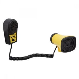 Sunlite 3 Sound Electric Electric Yellow Push Button