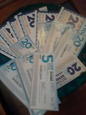 35 BED BATH BEYOND COUPON LOT - 20 20% + 15 $$$ OFF - NEXT DAY SHIPPING