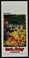 Plakat Red E der Hund Walt Disney Animation N02