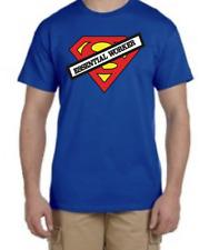 Corona Essential Worker Not Superman T-Shirt Small-2XL Social Distancing -Colors