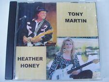 Tony Martin & Heather Honey - OZ CD