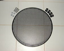 "18"" Steel Mesh Speaker Grille With Heavy Duty Clamps New"