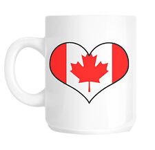 Le Canada Tasse Cadeau Amour
