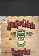 KICKING MULE SAMPLER - various artists LP