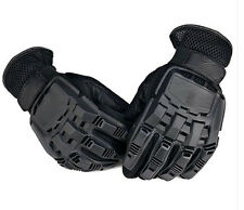 Nice Outdoor riding. Self-defense fighting tactics gloves Black XL-B1107