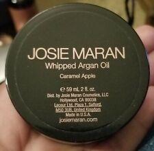 Josie Maran Whipped Argan Oil Body Butter Caramel Apple - New - 59 mL / 2 fl oz