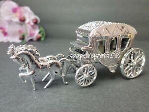 12 Carriages Trinket Box Wedding Party Favors Table Decorations Recuerdo de Boda