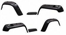 Fender Flare 6 Piece All Terrain Kit Fits  Jeep Wrangler YJ 1987-95
