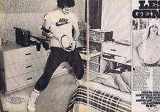 Coupure de presse Clipping 1979 John Mc Enroe  (4 pages)