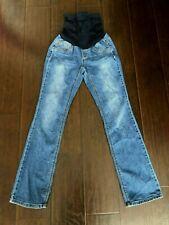 Jessica Simpson Full Panel Maternity Jeans size Medium M